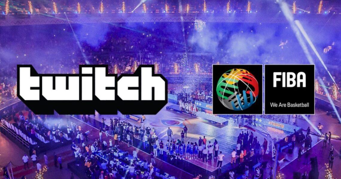 FIBA, basketbol maçlarını Twitch üzerinden yayınlayacak