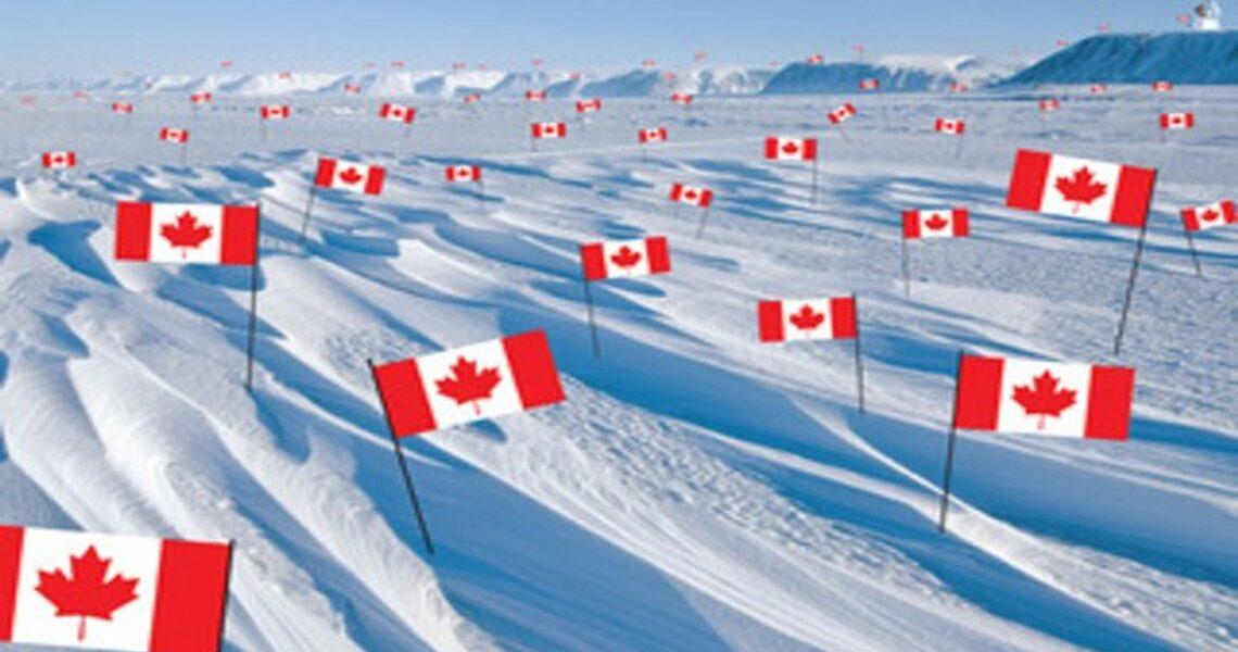 Kanada Anakara, Takım Adaları ve Arktik Okyanusu