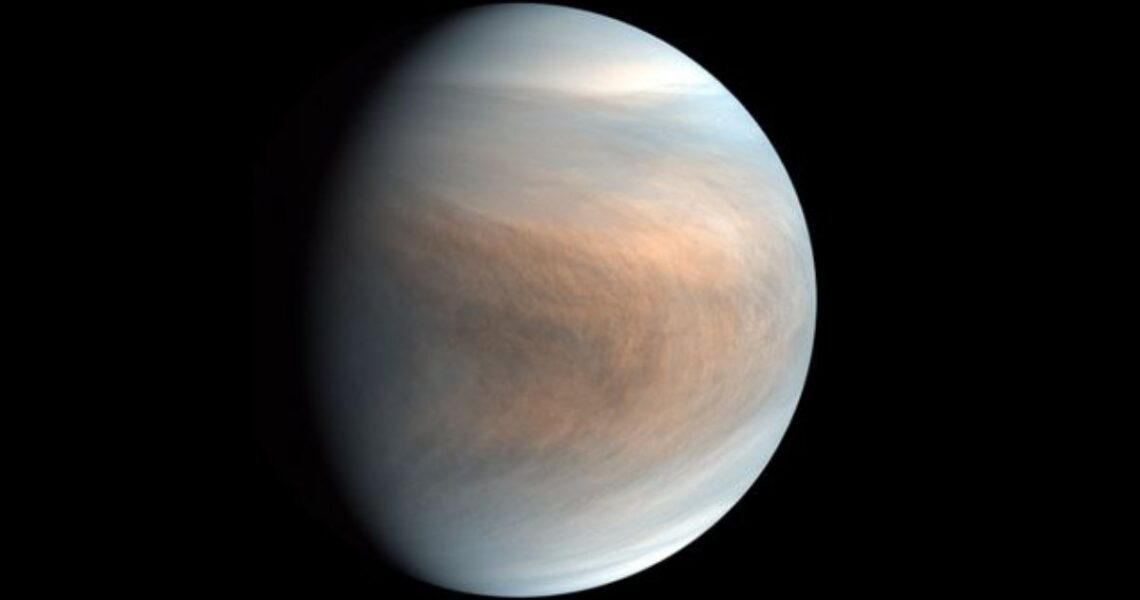 Parker Güneş Sondası, Venüs'ü fotoğrafladı